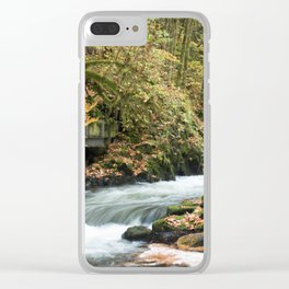 Cedar Creek Clear iPhone Case