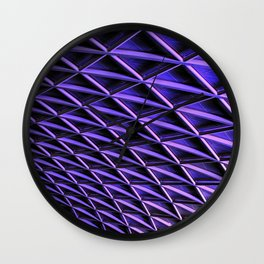 Kings Cross New Roof Wall Clock