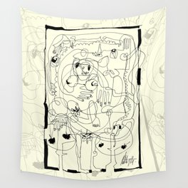 The First Wall Tapestry
