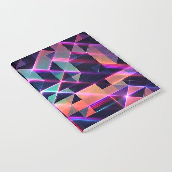 lysyr 8 Notebook
