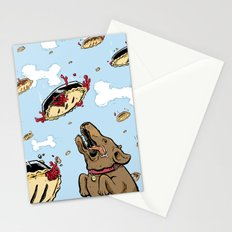 Pie in the Sky Stationery Cards