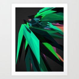 Fitter II Art Print