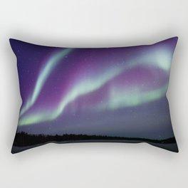 Northern Lights 4 Rectangular Pillow