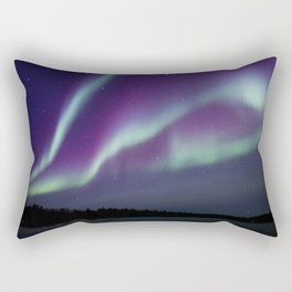 Northern Lights 4 Rectangular Pillow