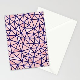 Broken Blush Stationery Cards
