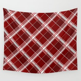 Geometrical Square Abstraction 9 Wall Tapestry