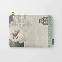 Like a monkey in the city Carry-All Pouch