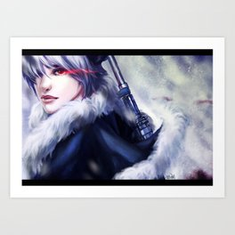 The Meaning of Hero Art Print