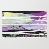 explore Area & Throw Rugs featuring Explore by E.Seefried Art