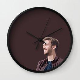 Dan Stevens 6 Wall Clock