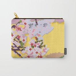 Sakura pixel Carry-All Pouch