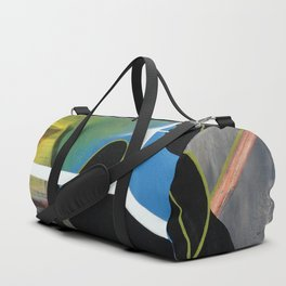 200% (oil on canvas) Duffle Bag