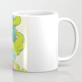 Rage Love Skull Coffee Mug