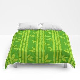 Evergreen Chinese Bamboos Comforters