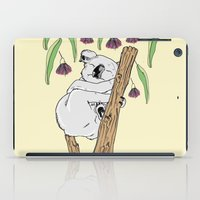 koala iPad Cases featuring Koala by Madmi