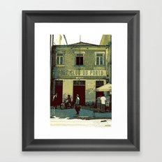 sport club do porto Framed Art Print