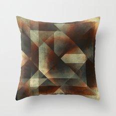Cuts XVLLL Throw Pillow