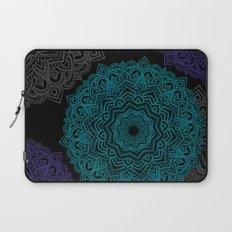 My Spirit Mandhala | Secret Geometry Laptop Sleeve