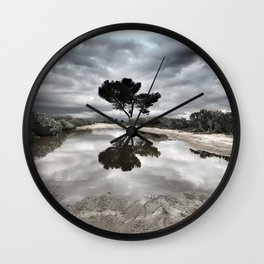 Potrero Creek Wall Clock