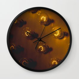 Vintage Marquee Wall Clock
