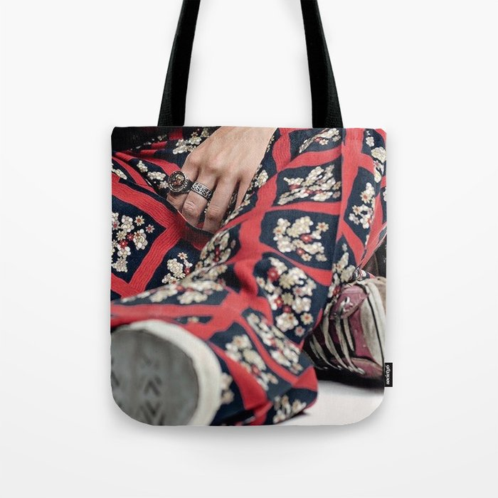 Harry Styles - another man Tote Bag