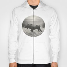 Moose Walk  Hoody