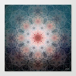 ∆ The Depths Canvas Print