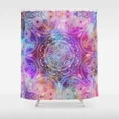 Spiritual Mantra #2 Shower Curtain