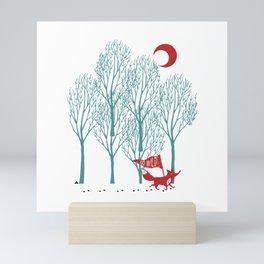 Go Wild! Mini Art Print