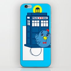 Who watches over you iPhone & iPod Skin