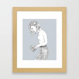 Noora Amalie Sætre Framed Art Print