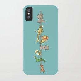 I love pole dancing iPhone Case