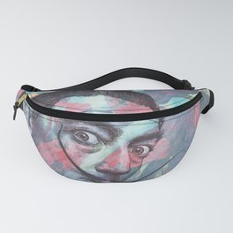 Salvador Dali - Take Me, I Am Hallucinogenic Fanny Pack
