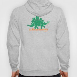 The Kegosaurus Hoody