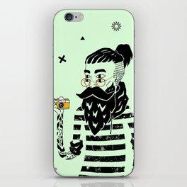 Dreamer3 iPhone Skin