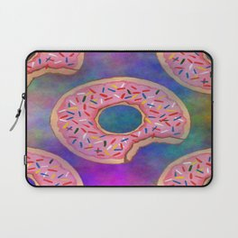 Heavenly Donuts Laptop Sleeve