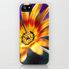 Carefree Summer Flower Close-up - Botanical Photography #Society6 iPhone Case