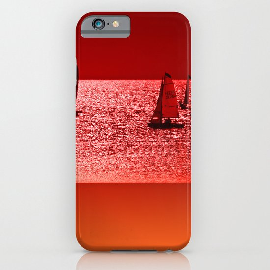Autumn Ocean 2 iPhone & iPod Case