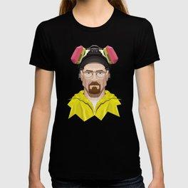 Breaking Bad - Walter White in Lab Gear T-shirt