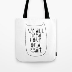 Le Chat. Tote Bag