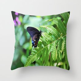 In the Heart of It All Throw Pillow