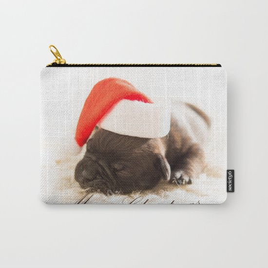 Cute Merry Christmas Carry-All Pouch