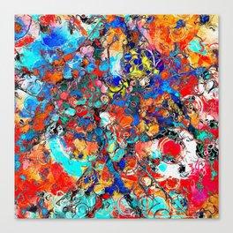 Transformations XIX Canvas Print