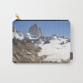 Mount Fitz Roy Carry-All Pouch
