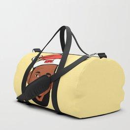 Lebron Christmas Duffle Bag
