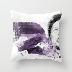 In the Flesh pt. 2 Throw Pillow