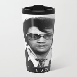 The King Mugshot Travel Mug
