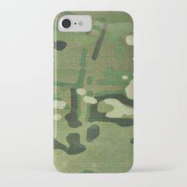 Multicam Camo iPhone Case