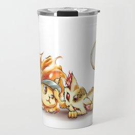 Uri and Natsu Travel Mug