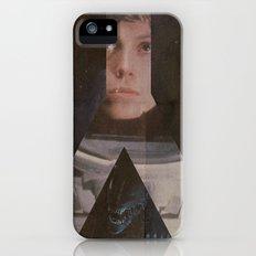 Alien iPhone (5, 5s) Slim Case